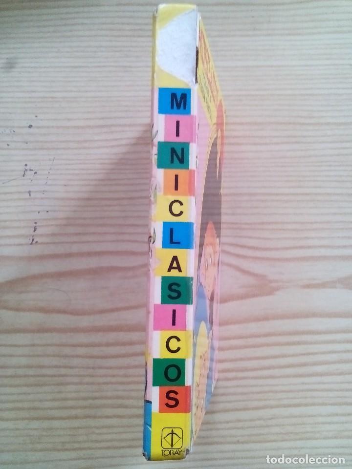 Libros de segunda mano: 3 Tomos Miniclasicos Y 3 Tomos Minizoo - 1-4-8 Y 1-2-8 - Toray - Foto 3 - 122621523
