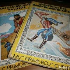 Libros de segunda mano: COLECCIÓN MIS PRIMEROS CUENTOS - Nº 13, 36 - EDT. MOLINO - AÑOS 40.. Lote 122650583