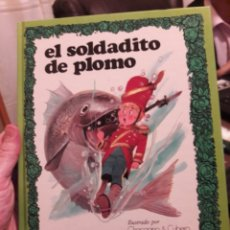 Libros de segunda mano: EL SOLDADITO DE PLOMO. ED PLAZA JANES 1993. NUEVO. Lote 122731920