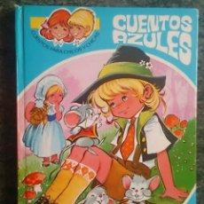 Libros de segunda mano: LIBRO CUENTOS AZULES 12 MARÍA PASCUAL EDICIONES TORAY 1983 . Lote 122873479
