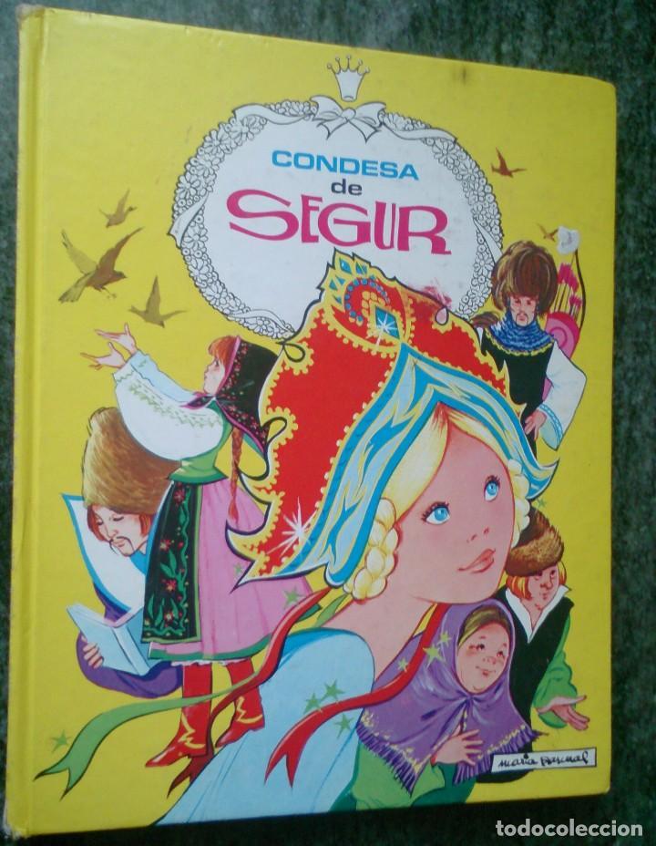 CUENTO CONDESA DE SEGUR EDICIONES TORAY MARÍA PASCUAL (Libros de Segunda Mano - Literatura Infantil y Juvenil - Cuentos)