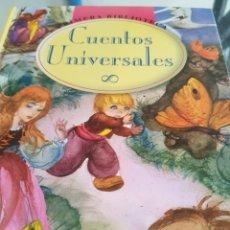 Libros de segunda mano: CP//CUENTOS UNIVERSALES. Lote 123024586