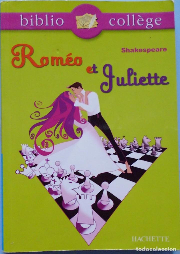 LIBRO EN FRANCES : ROMÉO ET JULIETTE Nº5 (Libros de Segunda Mano - Literatura Infantil y Juvenil - Cuentos)