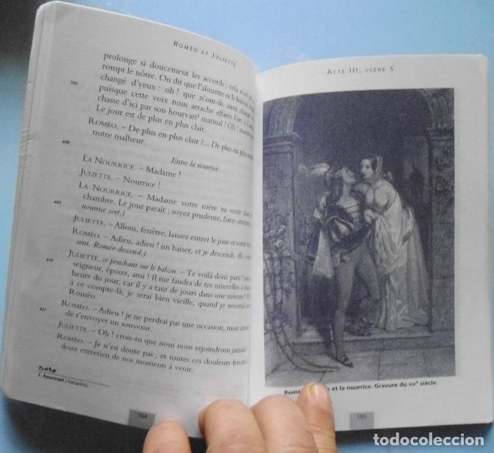 Libros de segunda mano: LIBRO EN FRANCES : ROMÉO ET JULIETTE nº5 - Foto 5 - 123044147