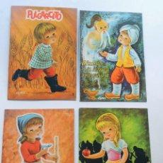 Libros de segunda mano: 8 CUENTOS / COLECCION SUEÑOS INFANTILES / COLECCION COMPLETA / CASES / ED. ROMA AÑO 1972. Lote 123156835