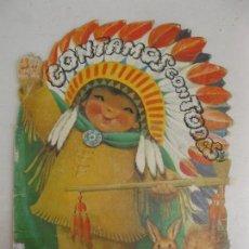 Libros de segunda mano: CONTAMOS CON TODOS - CUENTO TROQUELADO - FERRÁNDIZ - Nº 104 - EDIGRAF - AÑO 1981.. Lote 123707659