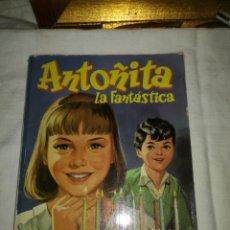 Libros de segunda mano: ANTOÑITA LA FANTÁSTICA CUMPLE DIEZ AÑOS. Lote 123856820