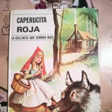 Libros de segunda mano: CAPERUCITA ROJA / LA GALLINITA QUE SEMBRÓ MAÍZ - 1974. Lote 124214375