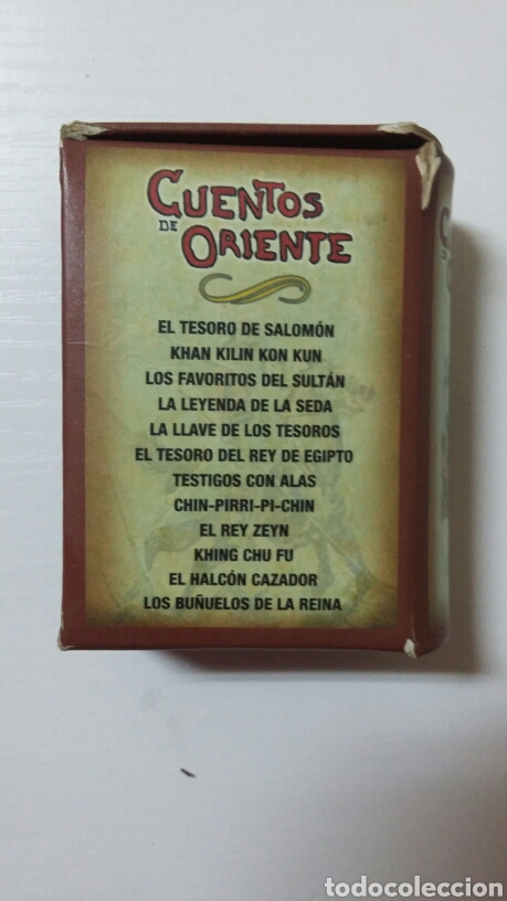 Libros de segunda mano: Cuentos de oriente. Calleja. - Foto 3 - 124324570