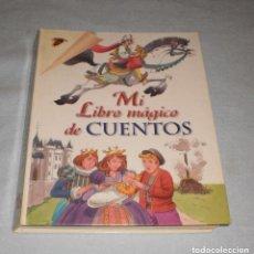 Libros de segunda mano: MI LIBRO MÁGICO DE CUENTOS. REZZA EDITORES S.A. AÑO 1999.. Lote 151995613