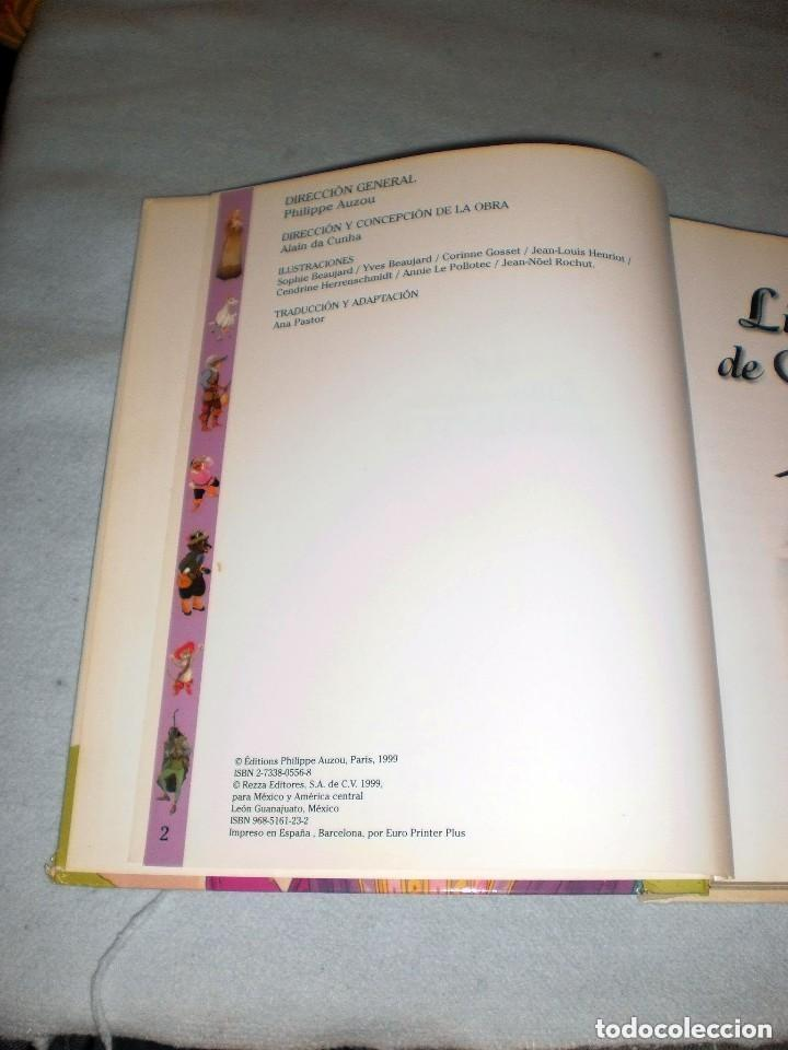 Libros de segunda mano: MI LIBRO MÁGICO DE CUENTOS. REZZA EDITORES S.A. AÑO 1999. - Foto 3 - 151995613