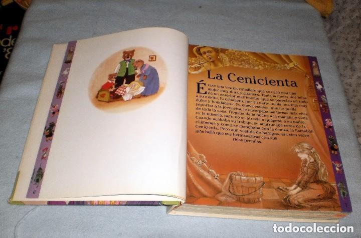 Libros de segunda mano: MI LIBRO MÁGICO DE CUENTOS. REZZA EDITORES S.A. AÑO 1999. - Foto 5 - 151995613
