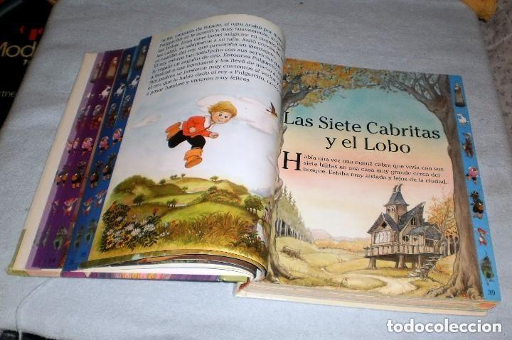 Libros de segunda mano: MI LIBRO MÁGICO DE CUENTOS. REZZA EDITORES S.A. AÑO 1999. - Foto 6 - 151995613