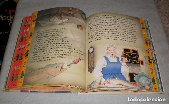 Libros de segunda mano: MI LIBRO MÁGICO DE CUENTOS. REZZA EDITORES S.A. AÑO 1999. - Foto 7 - 151995613