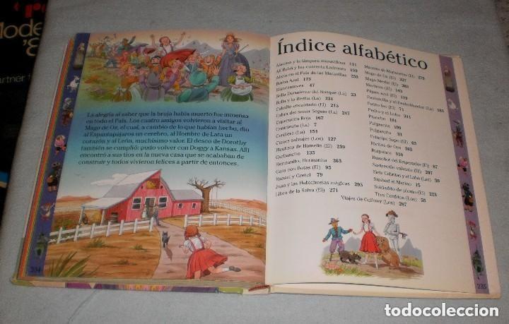 Libros de segunda mano: MI LIBRO MÁGICO DE CUENTOS. REZZA EDITORES S.A. AÑO 1999. - Foto 8 - 151995613