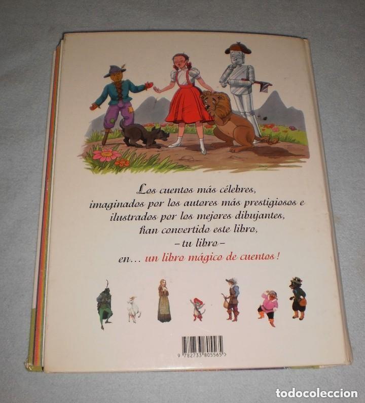 Libros de segunda mano: MI LIBRO MÁGICO DE CUENTOS. REZZA EDITORES S.A. AÑO 1999. - Foto 9 - 151995613