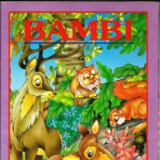 Libros de segunda mano: COLECCION FABULISIMA. BAMBI Nº2. Lote 125133867