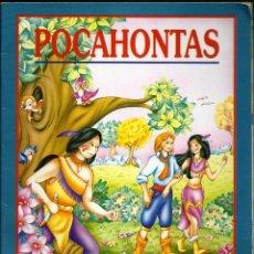 Libros de segunda mano: COLECCION FABULISIMA. POCAHONTAS. Nº 12. Lote 125133947