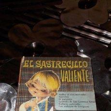 Libros de segunda mano: CUENTOS COLECCION EL SASTRECILLO VALIENTE - EDITORIAL BRUGUERA. Lote 125231839