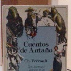 Libros de segunda mano: CUENTOS DE ANTAÑO. ANAYA. Lote 125351211