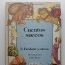 Libros de segunda mano: CUENTOS SUECOS. E. BESKOW Y OTROS / ILUSTRACIONES JOHN BAUER. COLECCION LAURIN, ANAYA - 1986. Lote 125389327