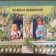 Libros de segunda mano: LA BELLA DURMIENTE CUENTO POP UP . KUBASTA. Lote 125838631
