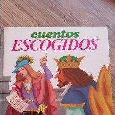 Libros de segunda mano: CUENTOS ESCOGIDOS VOL XIV DE LA LITERATURA UNIVERSAL, 1979. EDICIONES SUSAETA. Lote 125917459