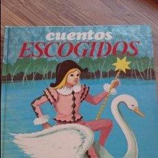 Libros de segunda mano: CUENTOS ESCOGIDOS VOL XIII DE LA LITERATURA UNIVERSAL, 1979, ILUSTRA MARIANO ZARAGÜETA. ED SUSAETA. Lote 125919947