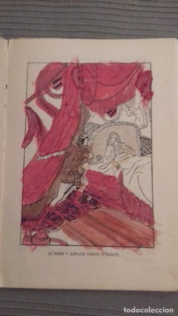 Libros de segunda mano: El agua milagrosa y los dos aprendices. 1a ed 1938. Hermanos Grimm. Ed Molino. Dibujos FREIXAS. - Foto 4 - 126069967