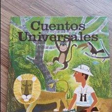 Libros de segunda mano: CUENTOS UNIVERSALES, 1976. EDICIONES SUSAETA. Lote 126130003