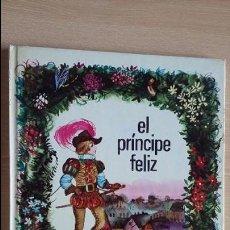 Libros de segunda mano: EL PRINCIPE FELIZ DE OSCAR WILDE 1970, ILUSTRA FERNANDO SAEZ. COLECCIÓN ESMERALDA, EDICIONES SUSAETA. Lote 126159419