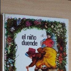 Libros de segunda mano: EL NIÑO DUENDE DE SELMA LAGERLOF 1970, ILUSTRA FERNANDO SAEZ. COLECCIÓN ESMERALDA, EDICIONES SUSAETA. Lote 126159939
