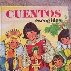 Libros de segunda mano: CUENTOS ESCOGIDOS VOL XVIII, 1984, ED SUSAETA. Lote 126209531