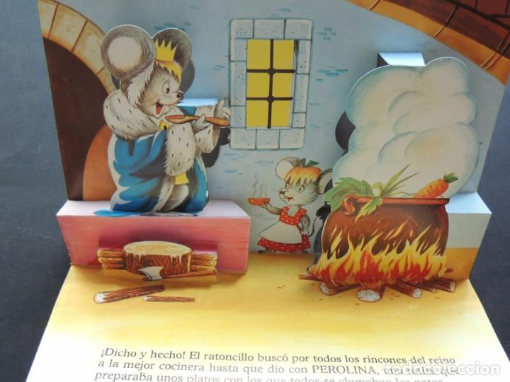 EL REY DE RATOLANDIA / CUENTO VISION - PANORAMICOS /ED. ROMA 1985 / SIN USAR (Libros de Segunda Mano - Literatura Infantil y Juvenil - Cuentos)