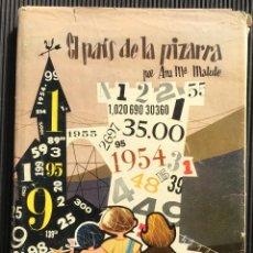 Libros de segunda mano: EL PAÍS DE LA PIZARRA, CUENTO DE ANA Mª MATUTE, ILUSTRADO POR PABLO RAMIREZ, EDITORIAL MOLINO. Lote 126616859