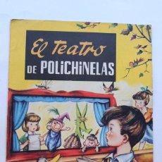 Libros de segunda mano: EL TEATRO DE POLICHINELAS / ILUSTRACIONES- SABATÉS / ED. ROMA AÑO 1962. Lote 126752663