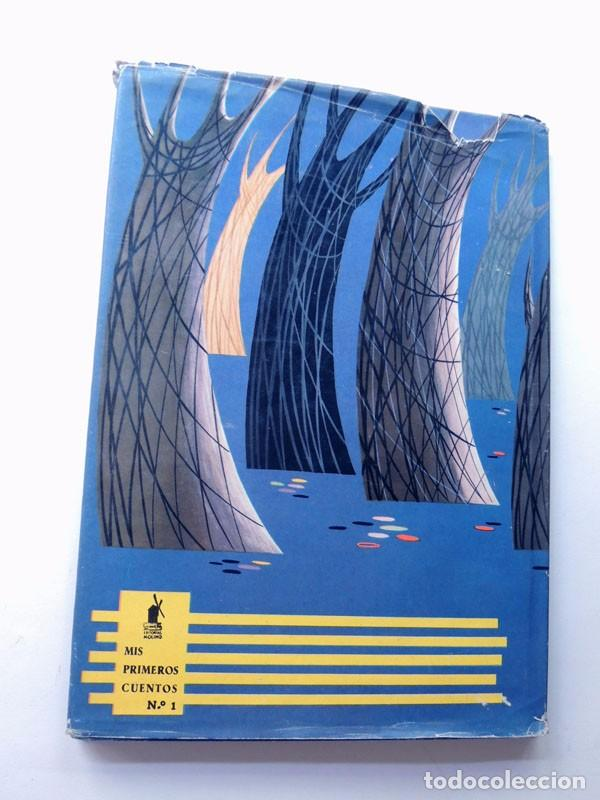 Libros de segunda mano: CAPERUCITA ROJA ( Cuentos de Perrault ) ILUSTRADOR - PABLO RAMIREZ / ED. MOLINO - MIS PRIMEROS CUENT - Foto 2 - 126767803