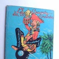 Libros de segunda mano: EL BARON DE LA CASTAÑA / ED. CERVANTES AÑOS 50 / COLECION AZUR. Lote 126825567