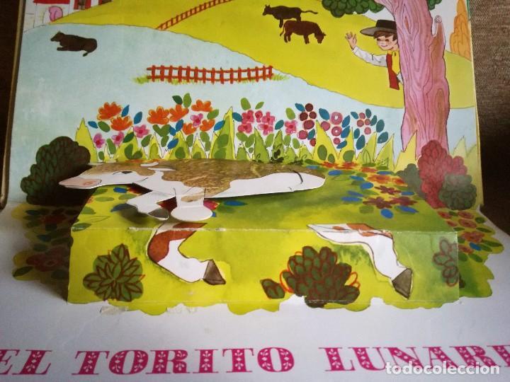 EL TORITO LUNARES. (Libros de Segunda Mano - Literatura Infantil y Juvenil - Cuentos)