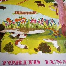Libros de segunda mano: EL TORITO LUNARES.. Lote 126888939