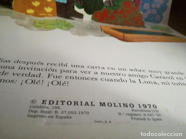 Libros de segunda mano: El torito lunares. - Foto 5 - 126888939
