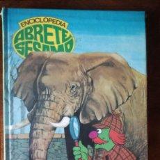 Libros de segunda mano: ENCICLOPEDIA 5 LIBROS ABRETE SESAMO-EPI-BLAS-ORBIS MONTENA EL DE LA M-P-T-U-V- X-Y-Z 1985 NUEVO. Lote 127023619