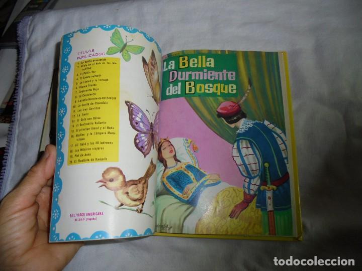 Libros de segunda mano: CUENTOS Y LEYENDAS VOL.2.EDITORIAL VASCO AMERICANA BILBAO 1962 - Foto 4 - 127502019