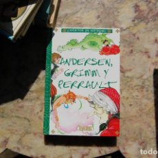 Libros de segunda mano - ANDERSEN, GRIMM Y PERRAULT. EDIT. SERVILIBRO. - 127582927
