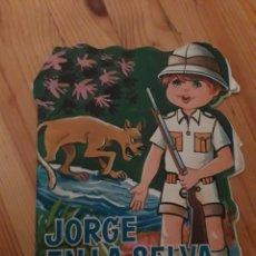 Gebrauchte Bücher - JORGE EN LA SELVA CUENTO ANDREU MONTULL VILMAR - 127855023