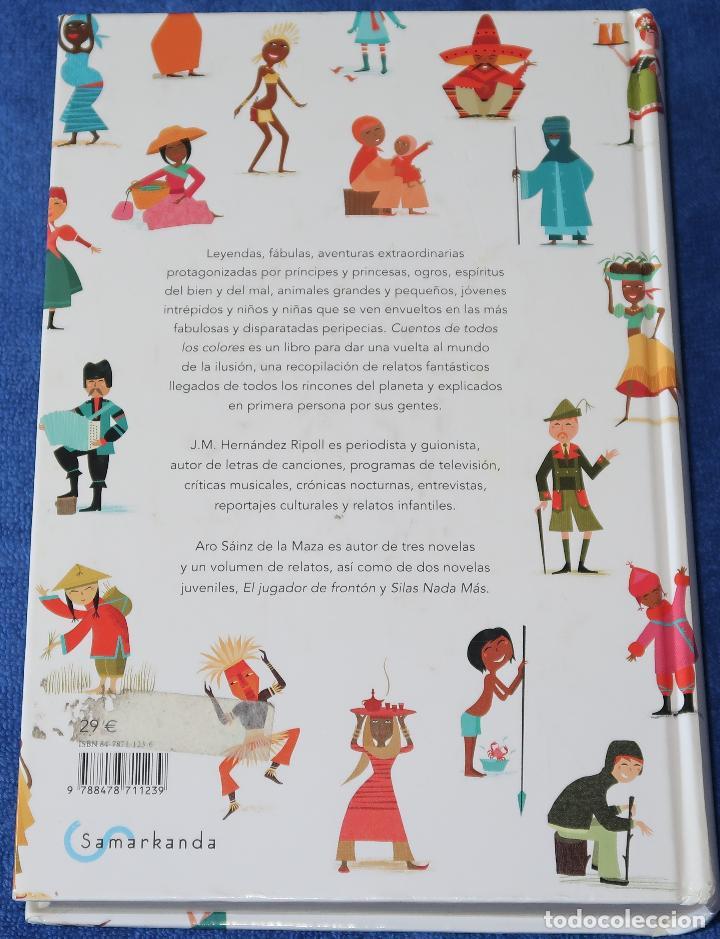 cuentos de todos los colores - rba libros (2004 - Comprar Libros de ...