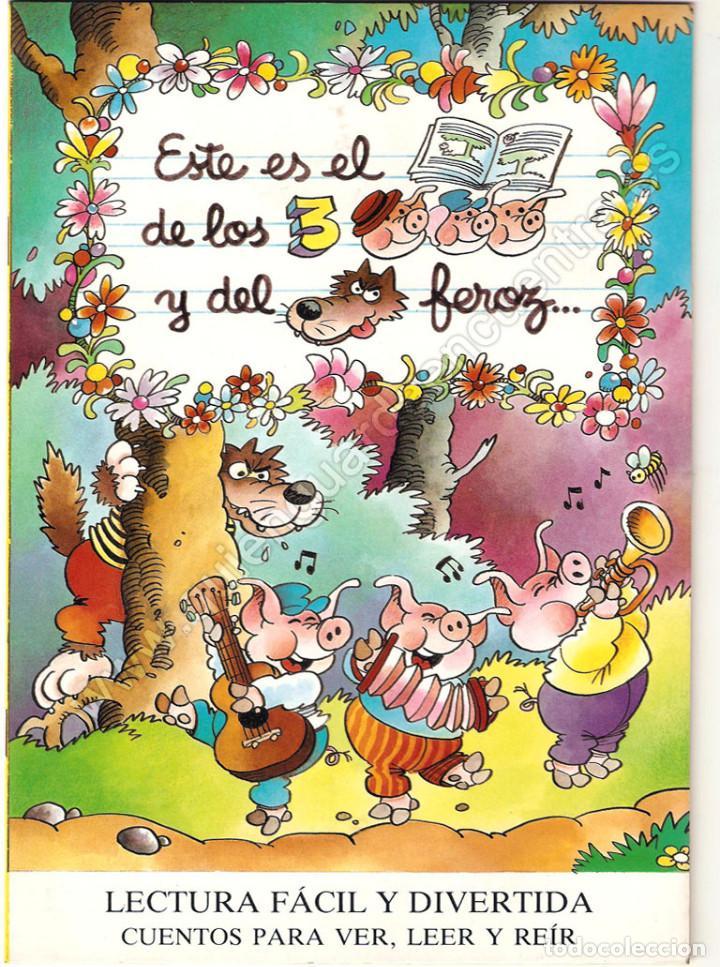 8 CUENTOS MP-JAN-1986 BLANCANIEVES-FLAUTISTA-GATO-PULGARCITO-CENICIENTA-CERDITOS-CASITA-CAPERUCITA (Libros de Segunda Mano - Literatura Infantil y Juvenil - Cuentos)