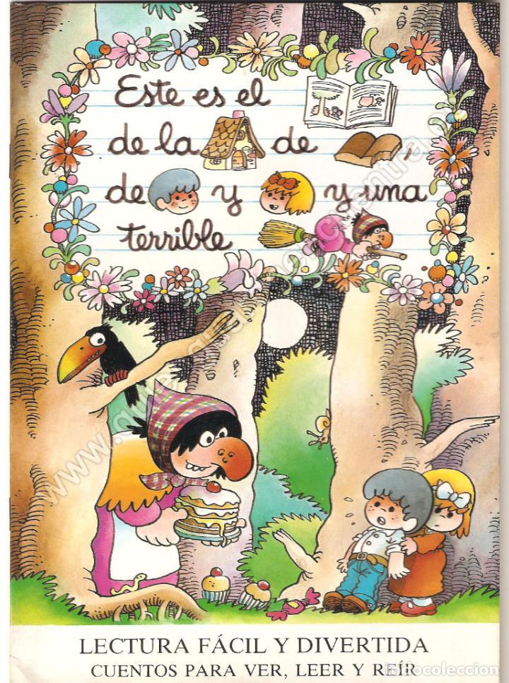 Libros de segunda mano: 8 CUENTOS MP-Jan-1986 BLANCANIEVES-FLAUTISTA-GATO-PULGARCITO-CENICIENTA-CERDITOS-CASITA-CAPERUCITA - Foto 7 - 132917934