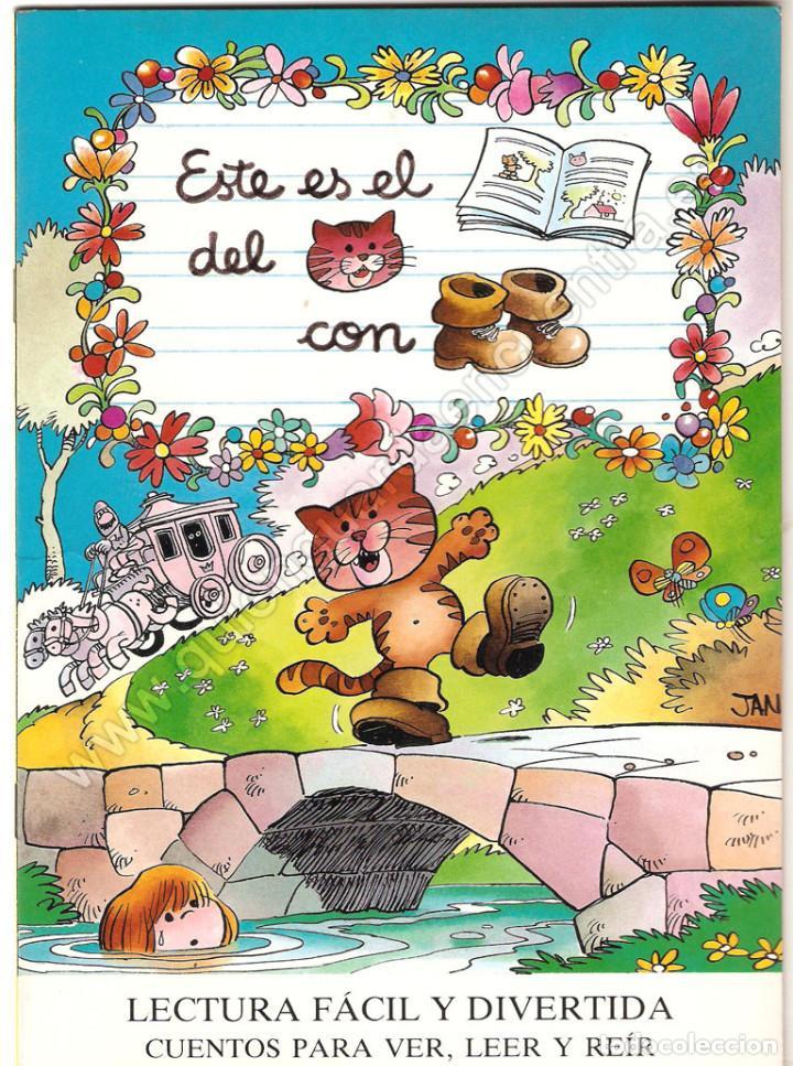 Libros de segunda mano: 8 CUENTOS MP-Jan-1986 BLANCANIEVES-FLAUTISTA-GATO-PULGARCITO-CENICIENTA-CERDITOS-CASITA-CAPERUCITA - Foto 8 - 132917934