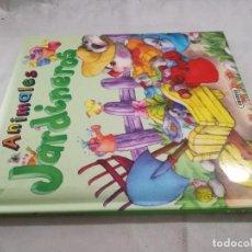 Libros de segunda mano: ANIMALES JARDINEROS-SUSAETA. Lote 128648023